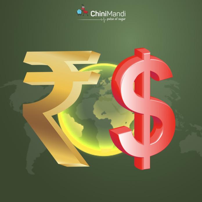 Rupee Rises 67 Paise Against US Dollar On Falling Crude