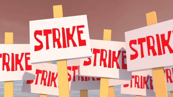 Banking Operations Partially Affected Due To Trade Union Strike