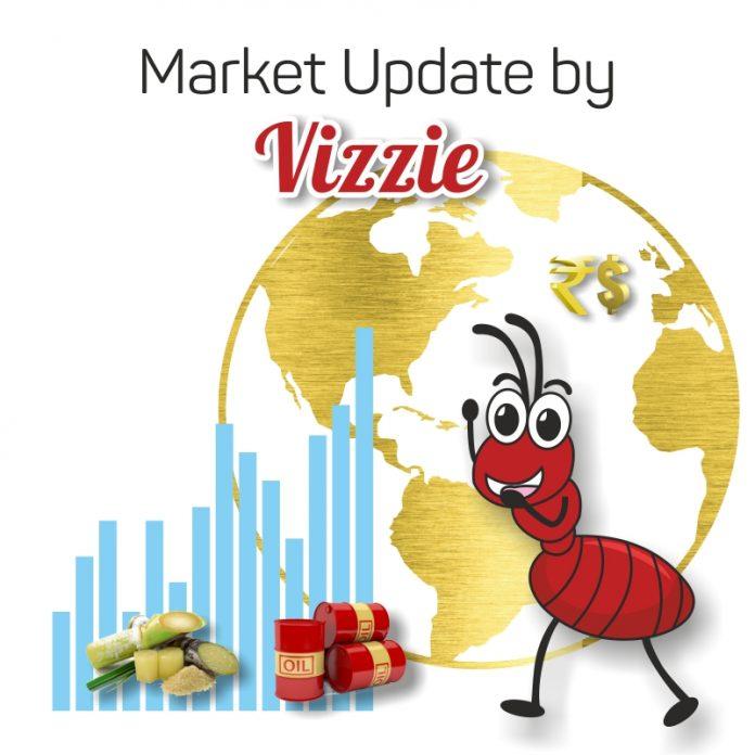 Daily Sugar Market Update By 'Vizzie' – 19/06/2019