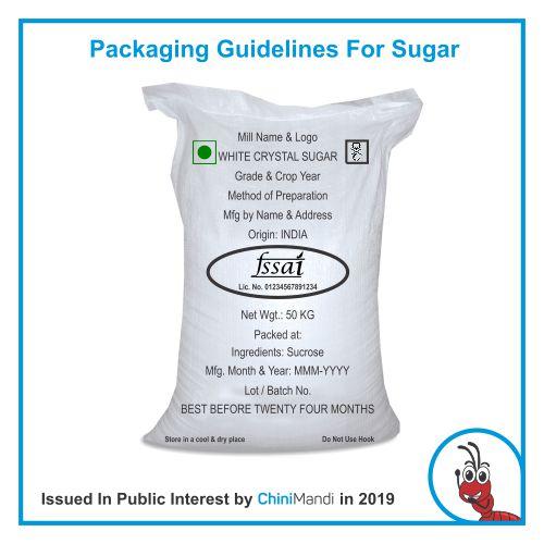 fssai sugar