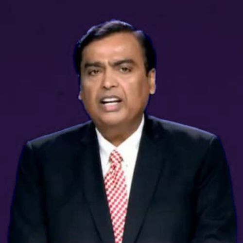 Mukesh Ambani became the richest person in India three times in a row ChiniMandi
