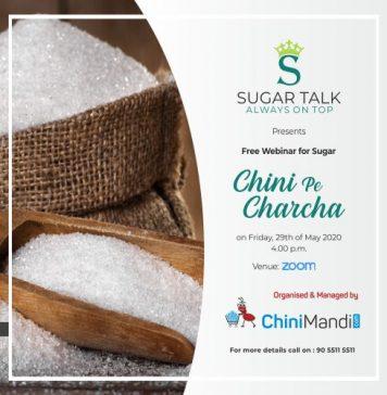 Free webinar on sugar Industry