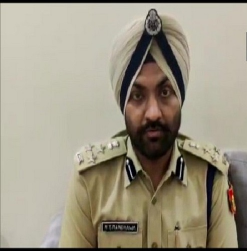 Delhi Police PRO, MS Randhawa