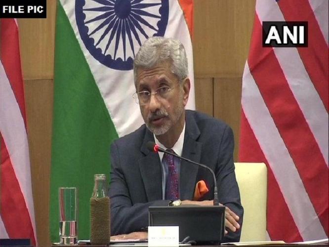 External Affairs Minister of India (Photo: ANI)