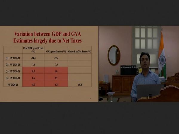 Chief Economic Adviser KV Subramanian