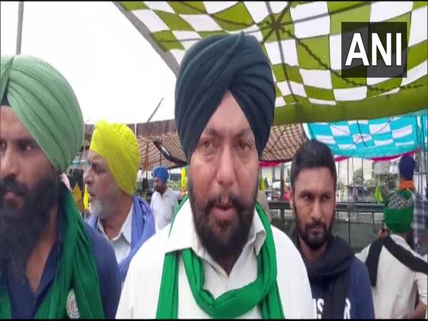 BKU-Doaba's leader Manjit Singh Rai (Photo/ANI)